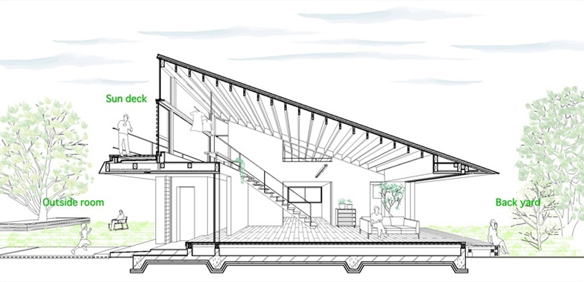52eb20dde8e44e2dbe00009e_house-with-a-large-hipped-roof-naoi-architecture-design-office_section