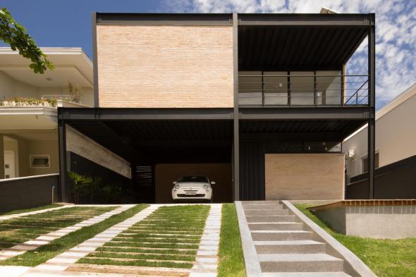 Casa 63 - Estructura metalica vivienda ...
