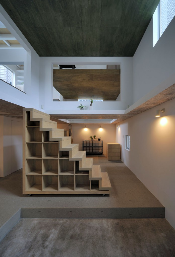 Casa T de Hiroyuki Shinozaki Architects