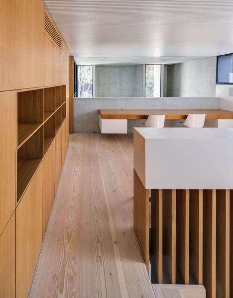 Glebe House Nobbs Radford Architects