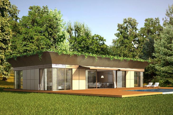 Casas ecol gicas prefabricadas - Casas prefabricadas ecologicas ...