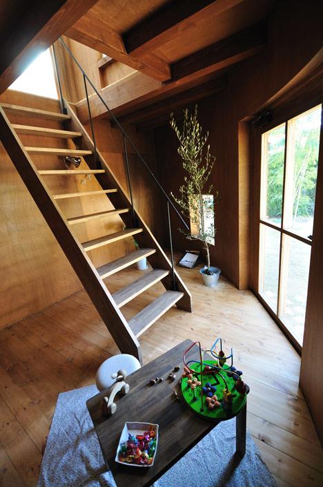 Casa en Chiharada Studio Velocity