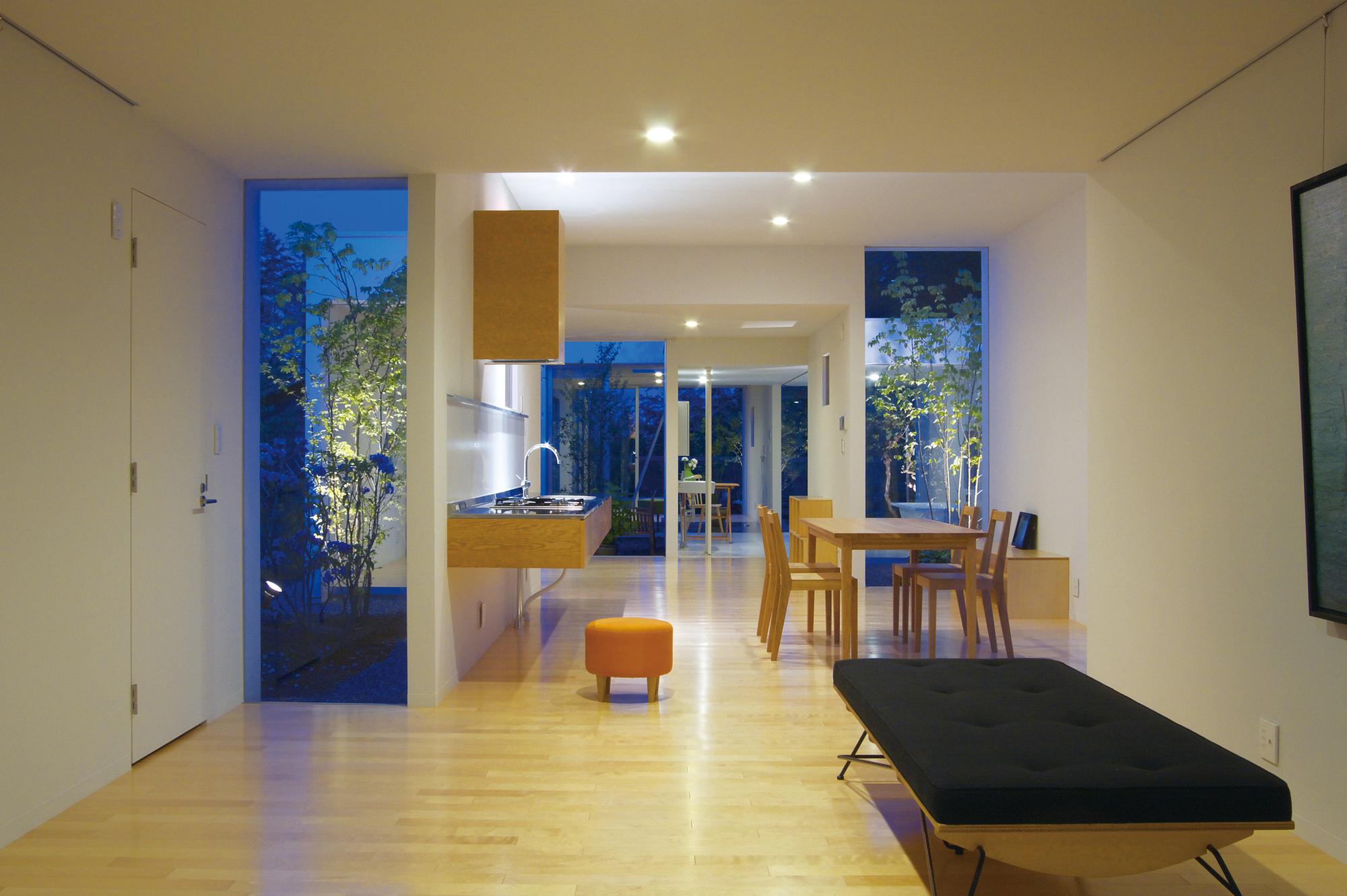Casa Sakura de Yamazaki Kentaro Design Workshop