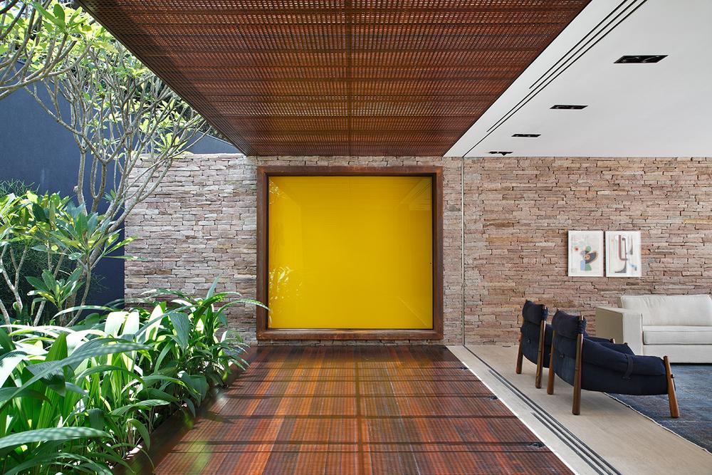 Casa AH de Studio Guilherme Torres