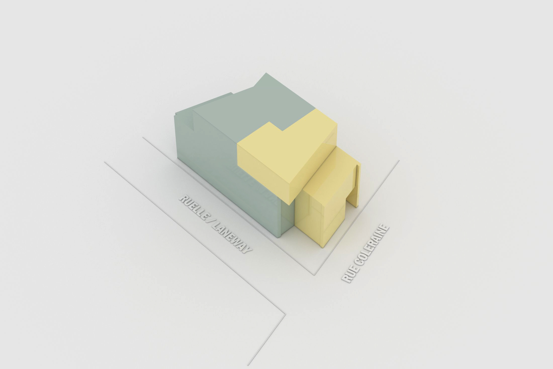 Diagrama de Casa Coleraine de NatureHumaine