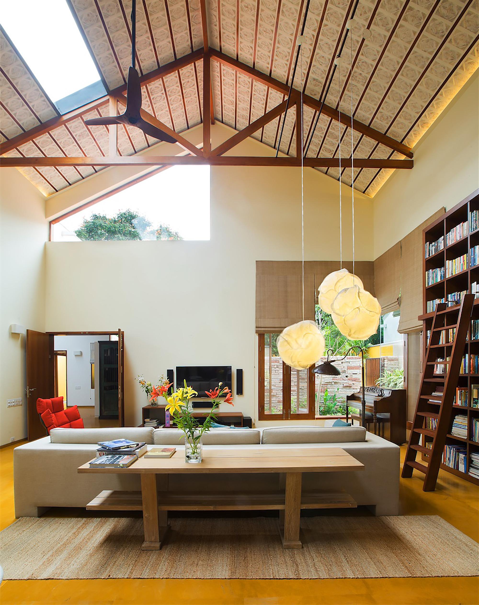Casa Librería de Khosla Associates