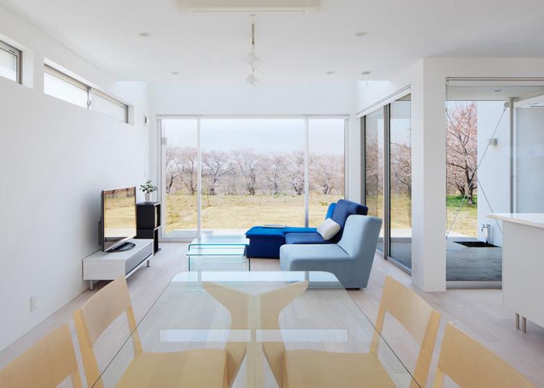 Casa Ripple de Kichi Architectural Design