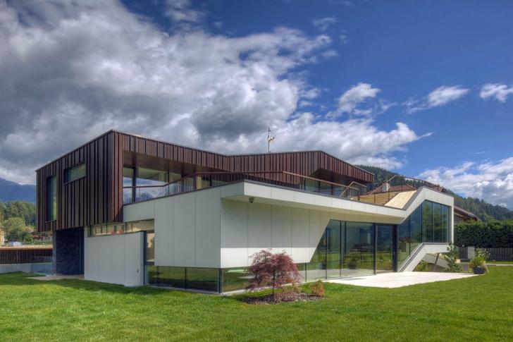Wohnhaus Planit C de Comfort-Architecten