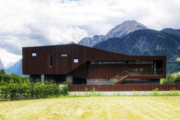 Casa Wohnhaus Planit C de Comfort-Architecten