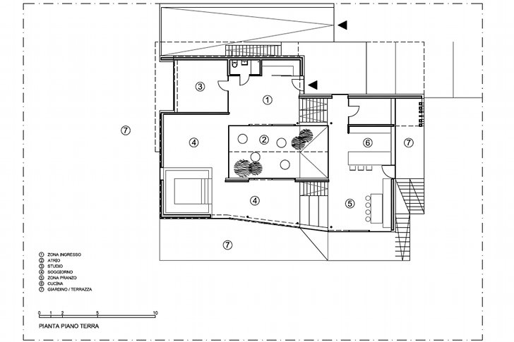 Planos de Casa Wohnhaus Planit C de Comfort-Architecten