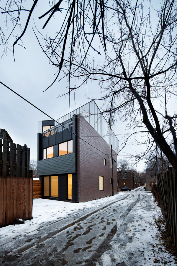 Casa Coleraine de NatureHumaine