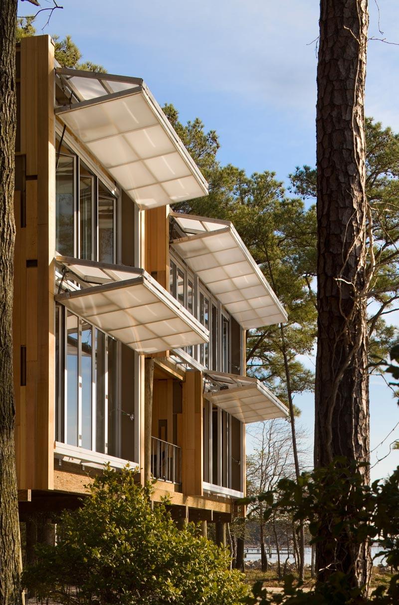 Casa Loblolly de Kieran Tiberlake