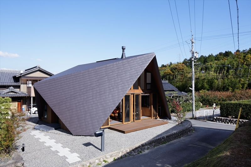 Casa Origami de TSC Architects