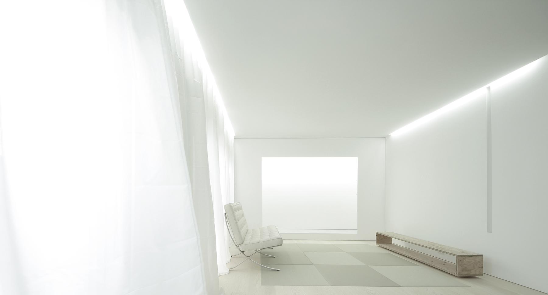 House for an installation
