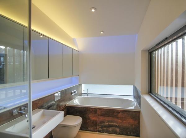 Casa Inslington House de Neil Dusheiko Architects