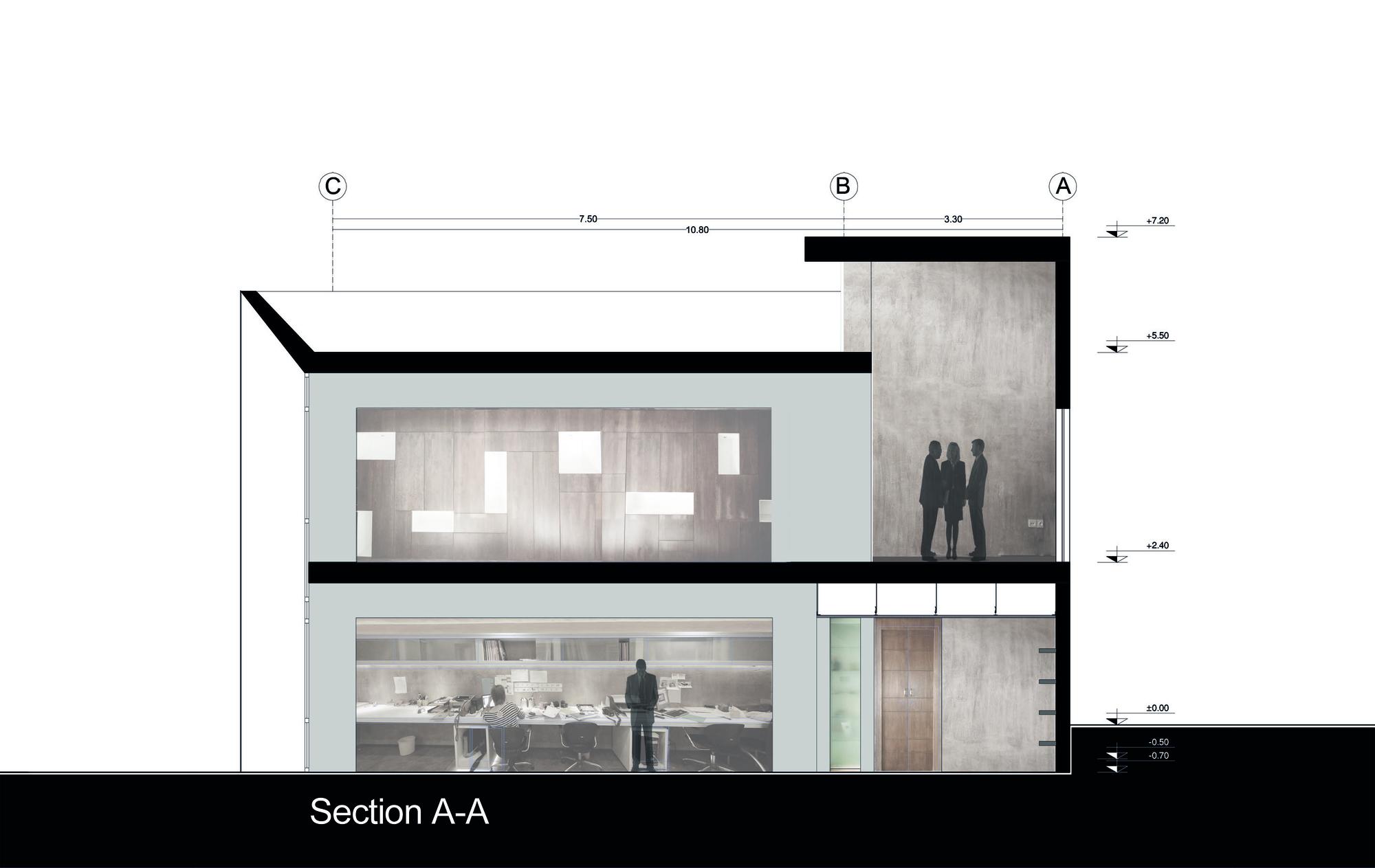 Plano 4×12 Atelier de USE Studio