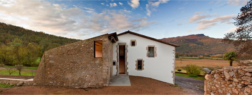 Casas rusticas for Remodelacion de casas pequenas fotos