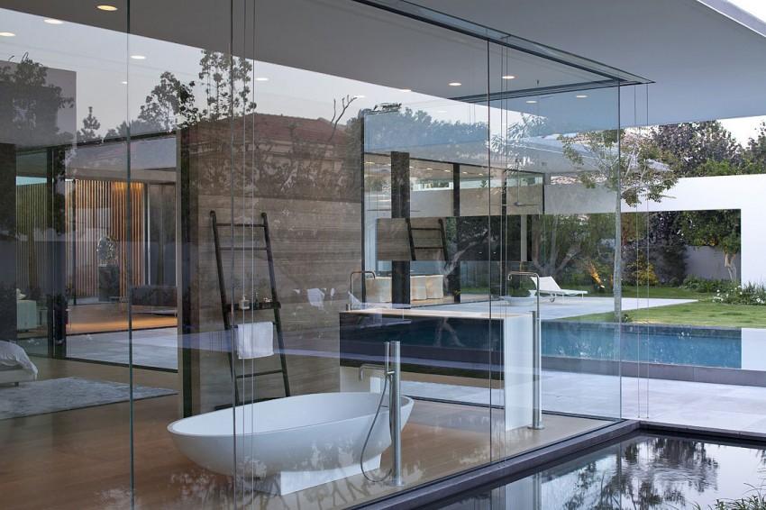 Float House de Pitsou Kedem Architects