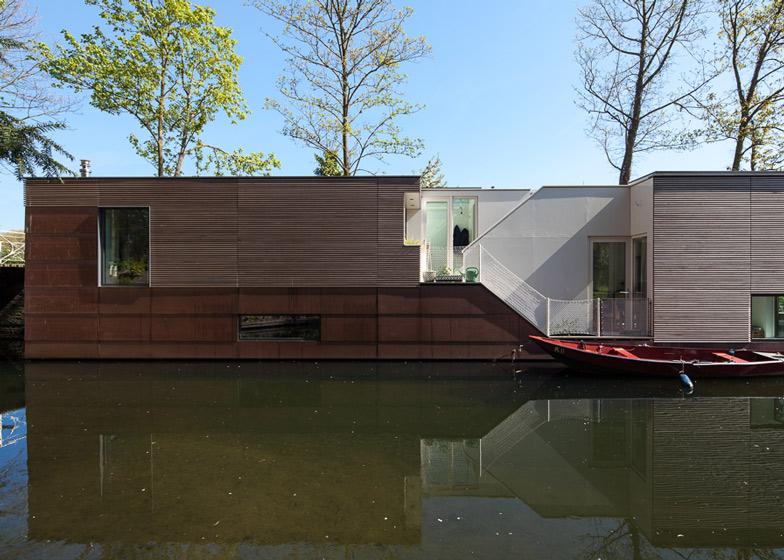 Parkark de BYTR Architects