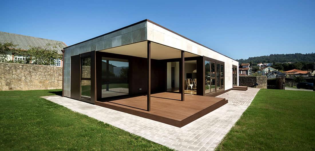 Mitos y verdades de las casas prefabricadas for Casas prefabricadas de diseno minimalista