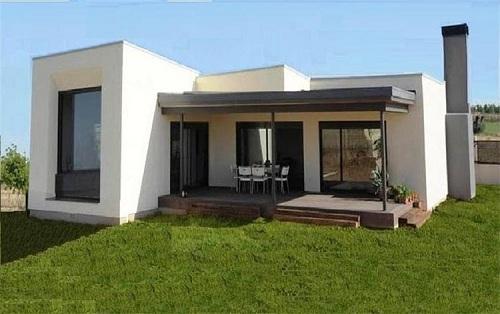 Mitos y verdades de las casas prefabricadas for Casas prefabricadas modernas