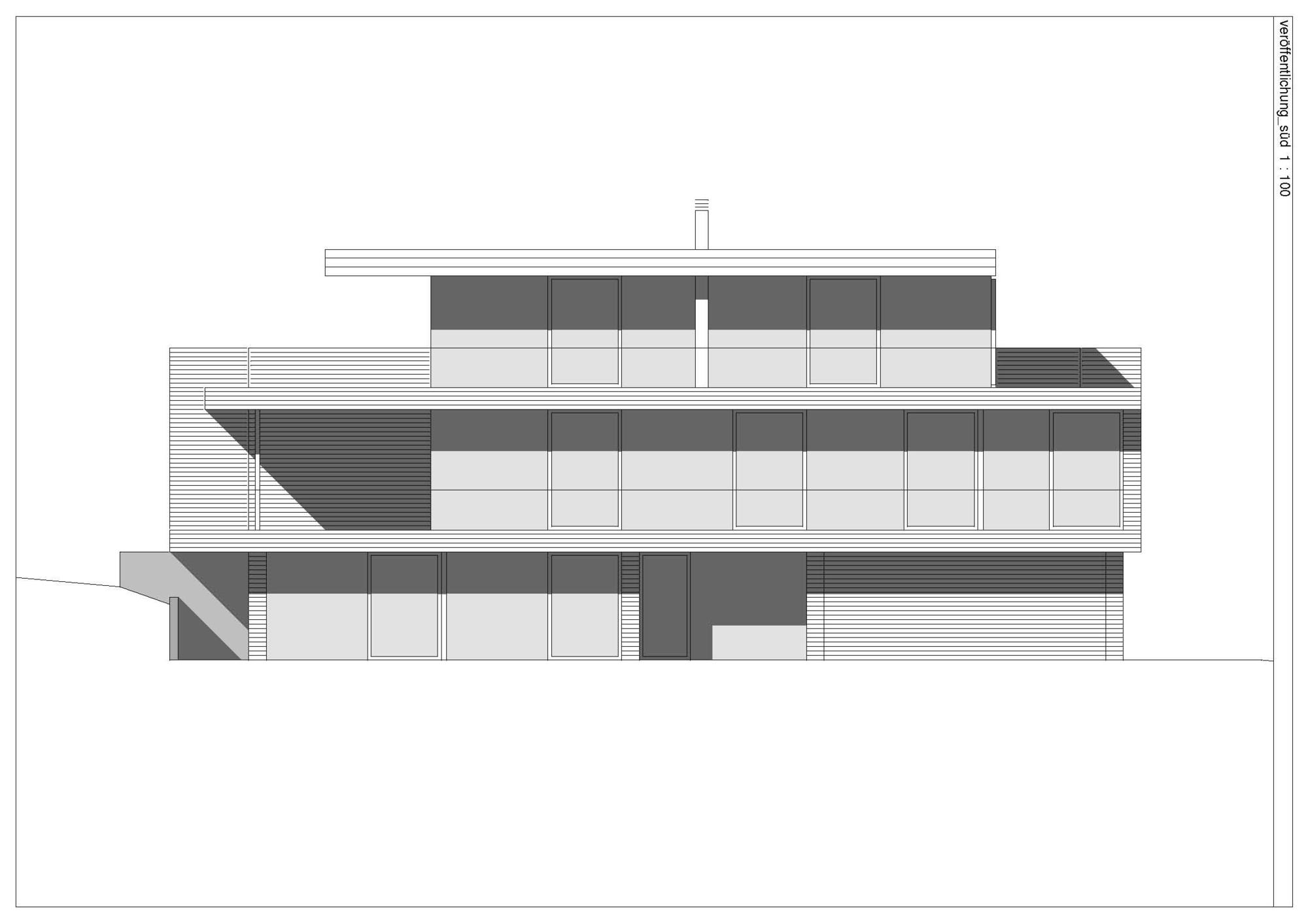 Planos de Casa Heilbronn de k m architektur