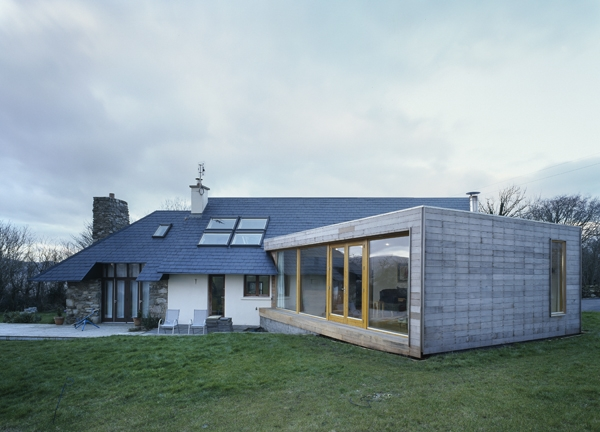 Plug-in Cottage de MacGabhann Architects