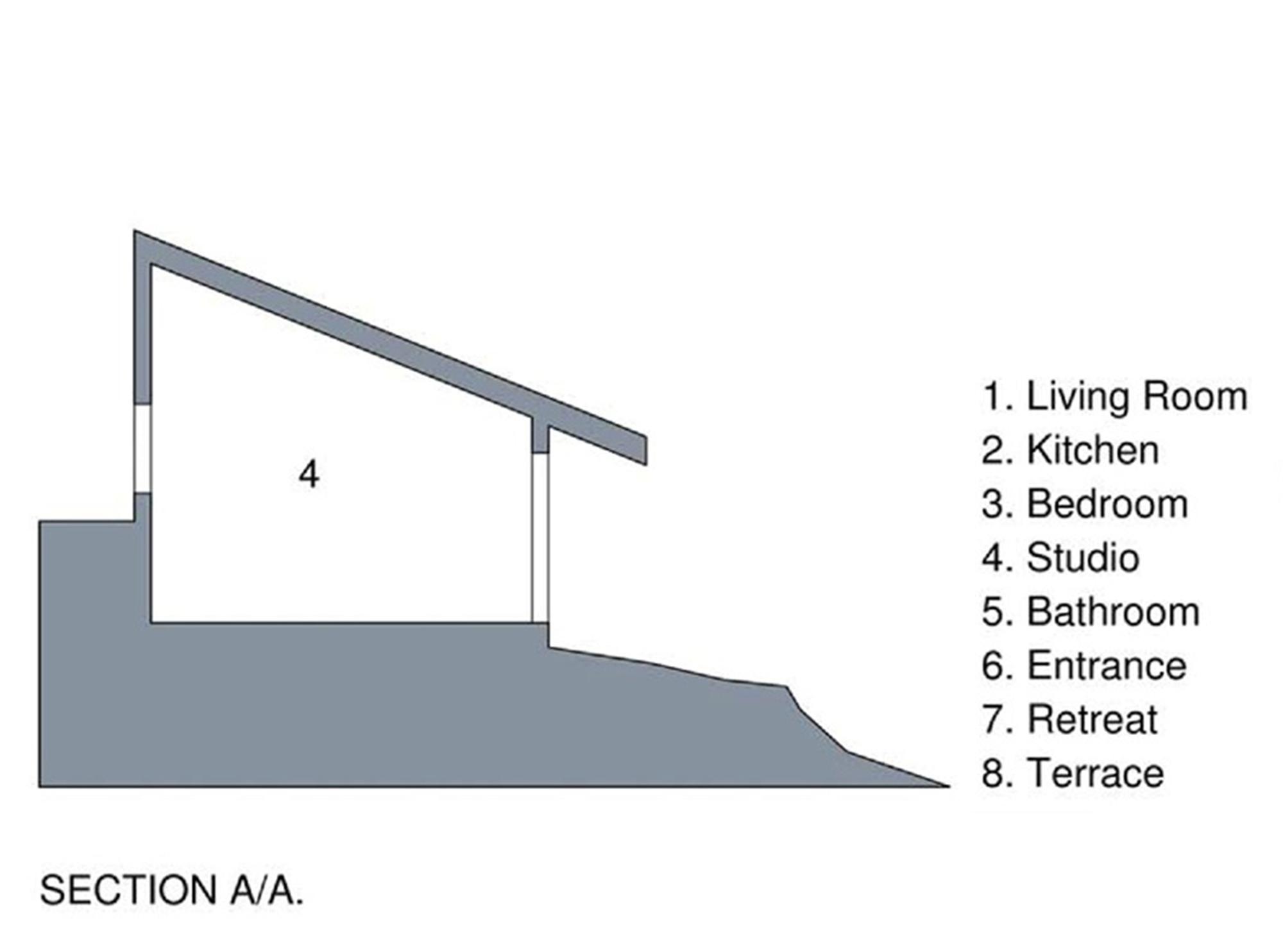 Planos de Casa Carton Levert de Macgabhann Architects
