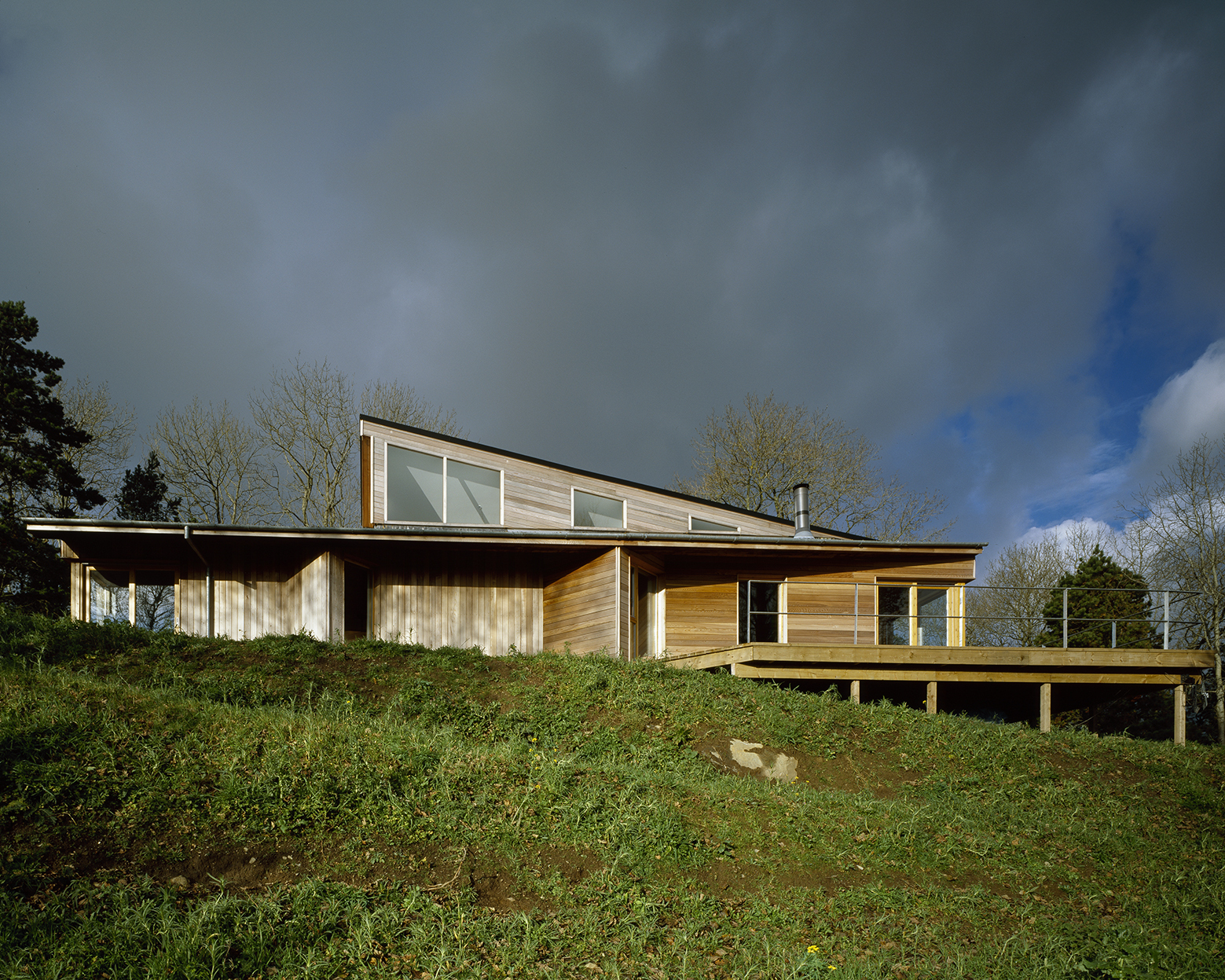Casa Carton Levert de Macgabhann Architects