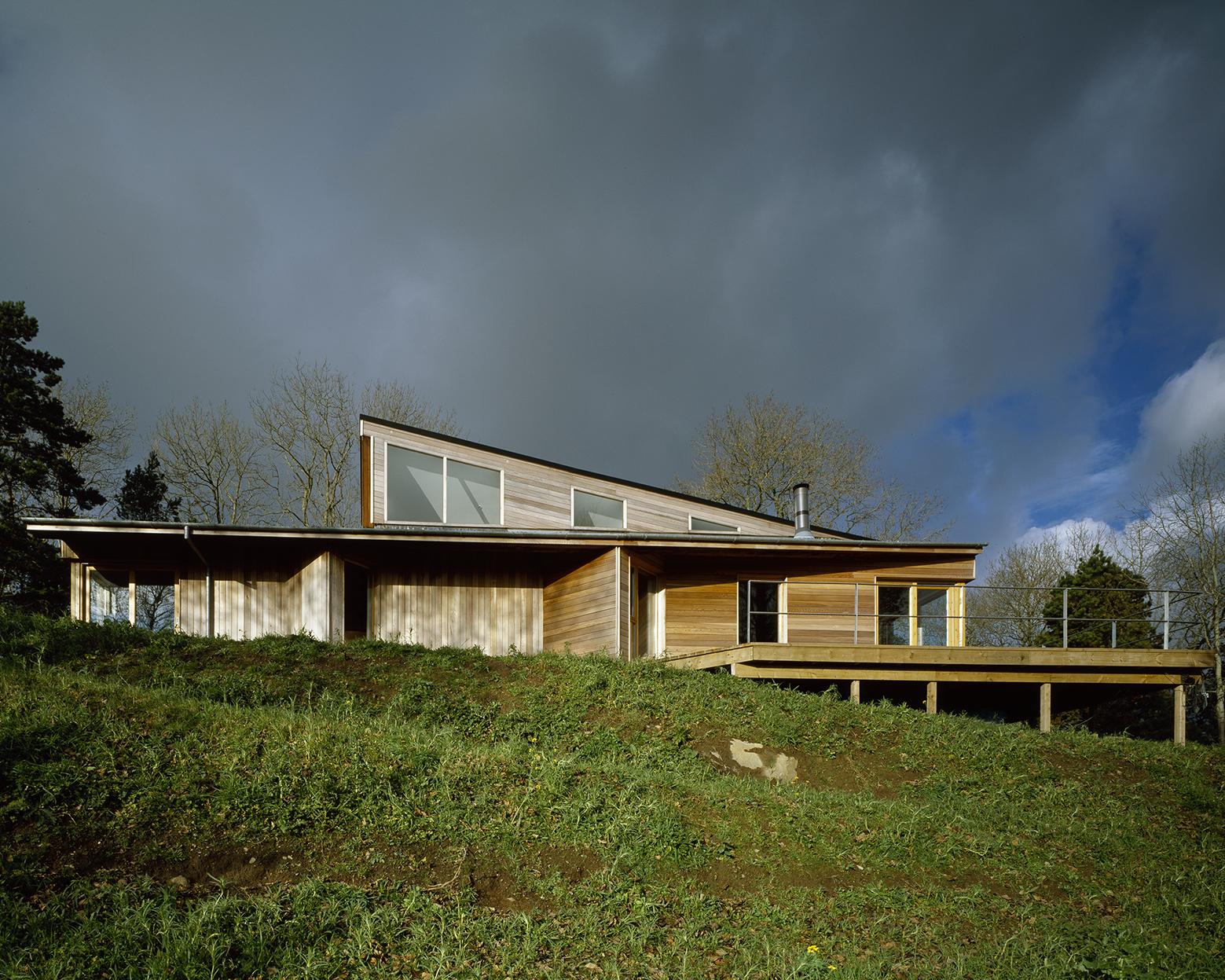 Casa Carton Levert de Macgabhann Architects
