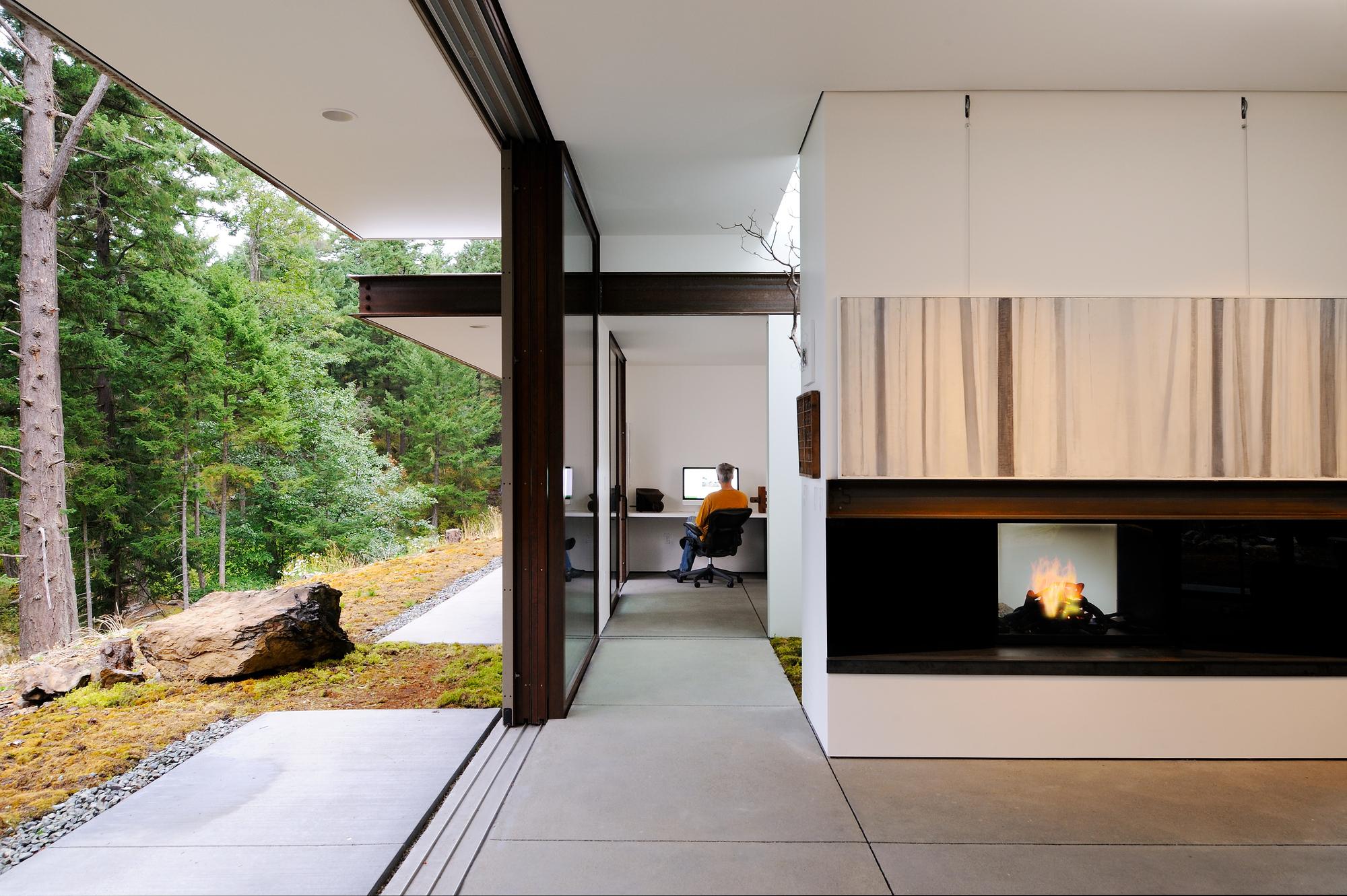 Eagle Ridge Residence de Gary Gladwish Architecture
