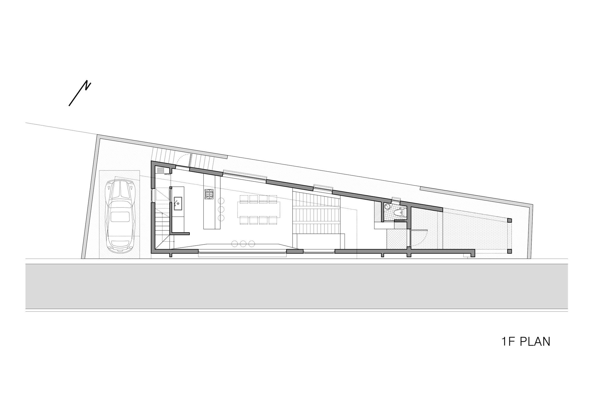 Planos de Casa Enrollada de Moon Hoon