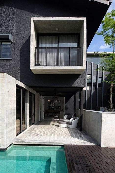 Casa Extendida - Formwerkz Architects