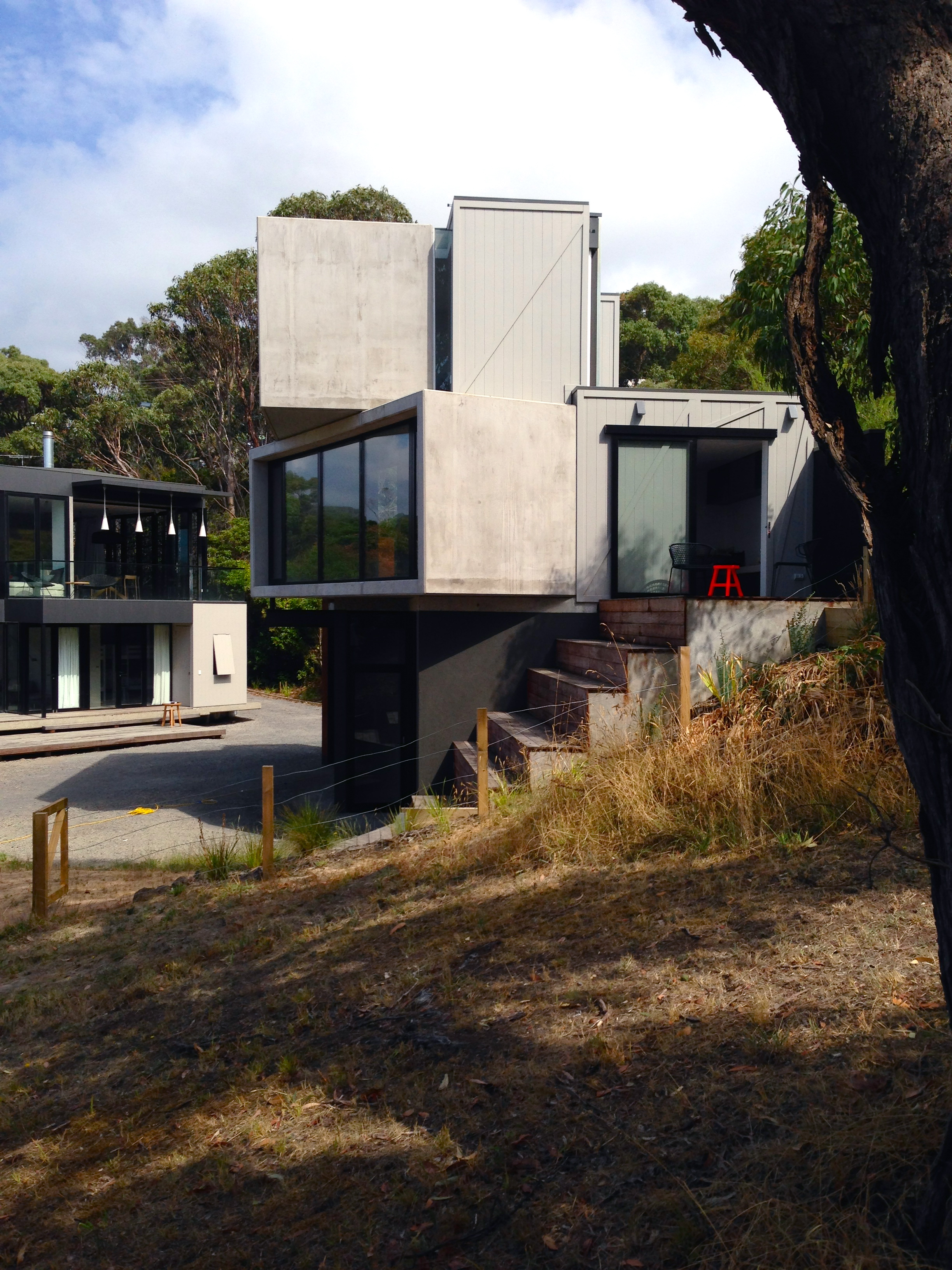 The POD de Whiting Architects