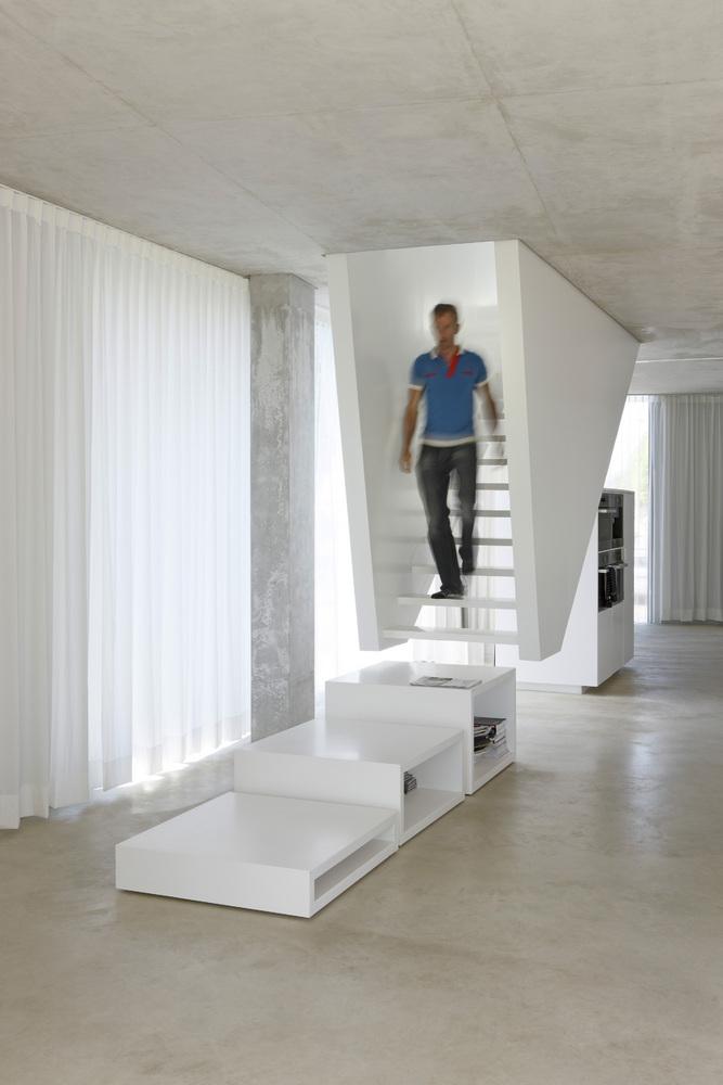 Casa H de Wielarets Architects