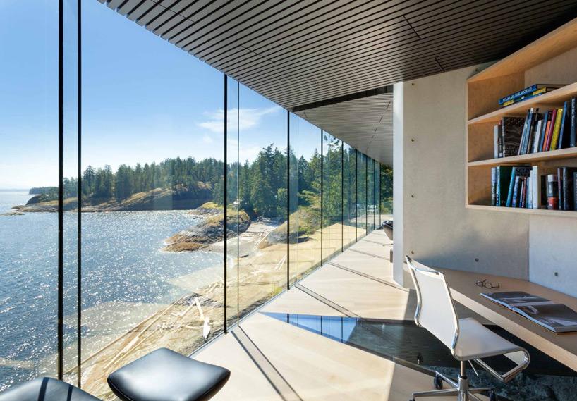Tula House de Patkau Architects