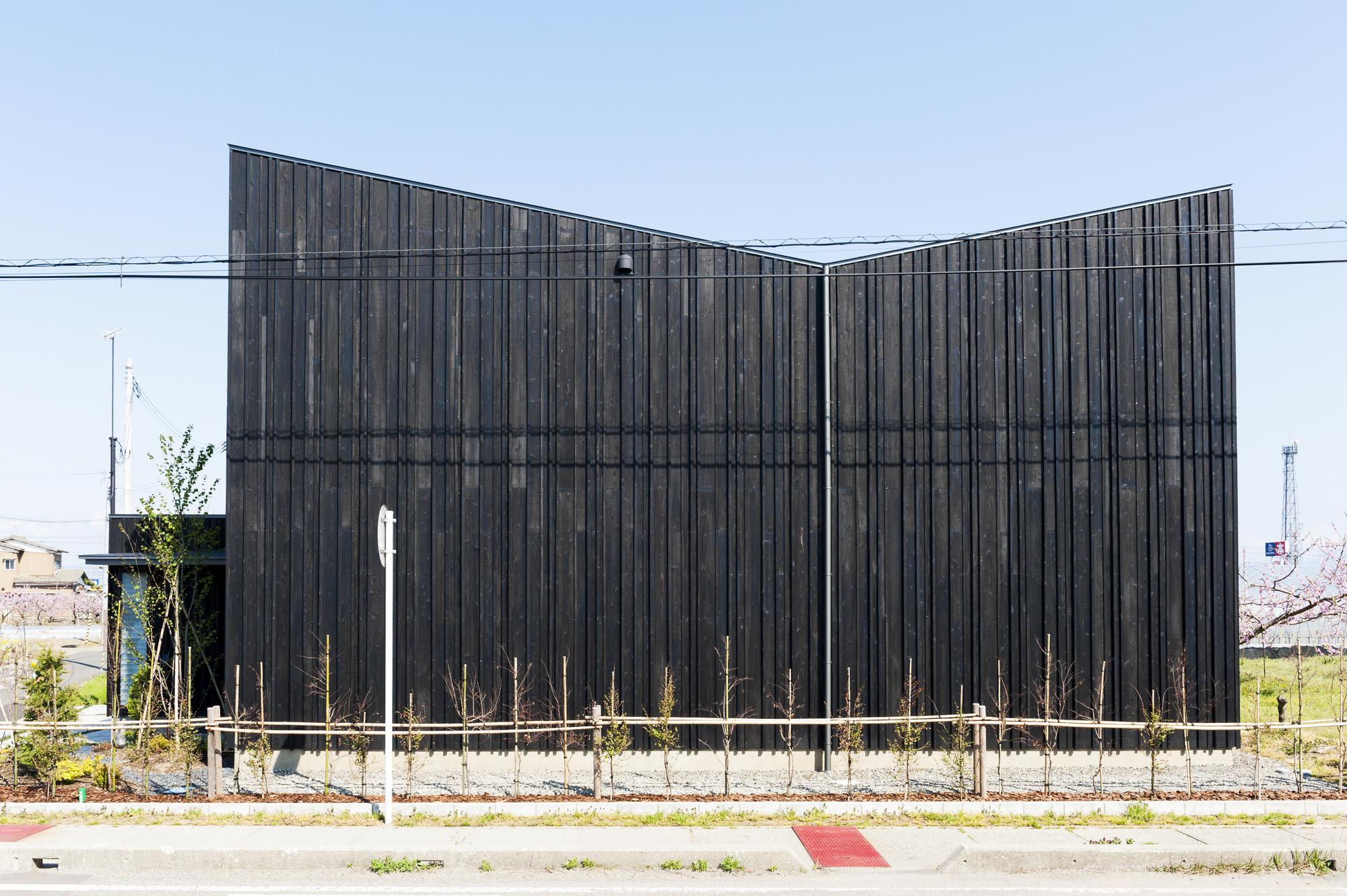 Casa O de Takeru Shoji Architects