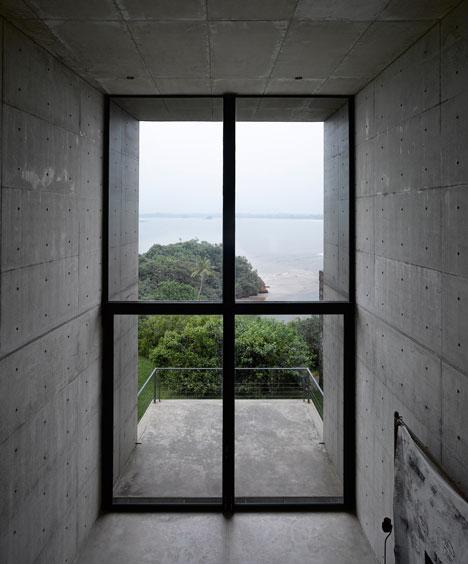Casa en Sri Lanka de Tadao Ando