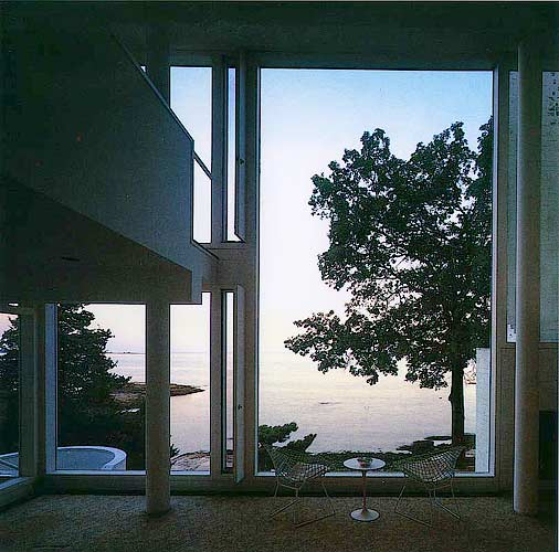 Smith House de Richard Meier